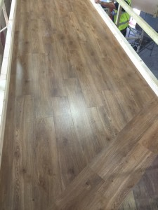 Amtico – Traditional oak